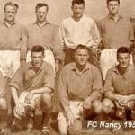 FC Nancy 1955 1956