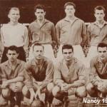 FC Nancy 1956 1957