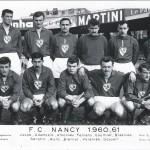 FC Nancy 1960 1961