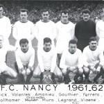 FC Nancy 1961 1962