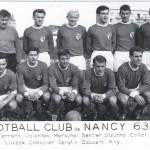 FC Nancy 1963 1964