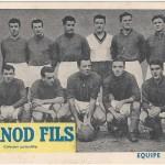 FC Nancy carte Pernod saison inconnue