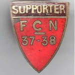 Insigne FC Nancy Supporter
