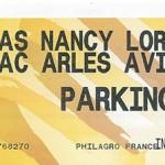 Parking Arles Avignon - saison 2013 2014 CDL