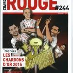 Chardon Rouge n°244 15-16