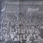 Supporters nancéiens à St Symphorien