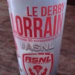 Grand verre ASNL derby 2016 2017