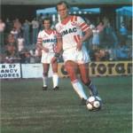 Poster Bruno Germain novembre 1983