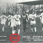 Poster de l'équipe après un match