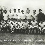carte postale d'equipe 1967 1968