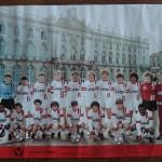 poster équipe saison 1983 1984