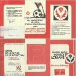 Carte membre associé 1973 1974