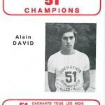 Opération 51 Champions David