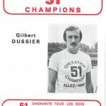 Opération 51 Champions Dussier