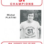 Opération 51 Champions Platini