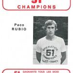Opération 51 Champions Rubio