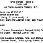ASNL - Neuilly