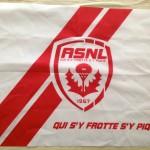 Drapeau ASNL saison 2016-2017