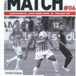 Feuille de match saison 2016-2017 Journée n°06 Caen