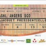 Billet Nancy Angers Saison 2016-2017 L1 17ej 10-12-2016
