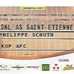 Billet Nancy St Etienne Saison 2016-2017 L1 38ej 20-05-2017
