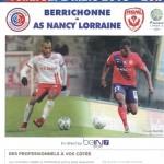 Programme Chateauroux Nancy 02 03 2018