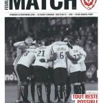 Programme Nancy Red Star 23 11 2018 8eme journée